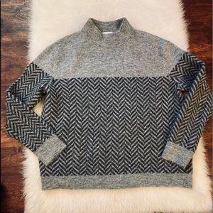 Wilfred alpaca sweater